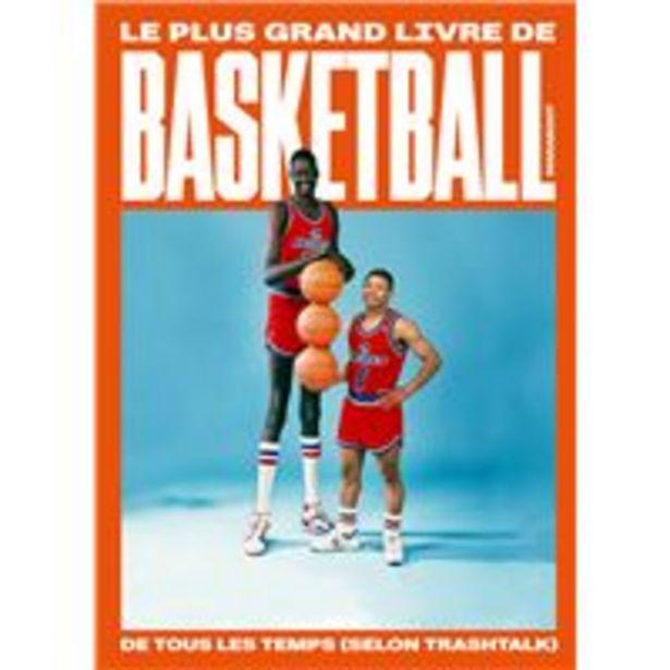 Le plus grand livre de basketball de tous les temps (selon TrashTalk) - broché offre à 35€
