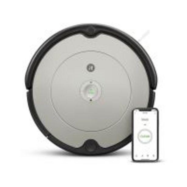 Aspirateur robot iRobot Roomba 698 Gris offre à 239,99€