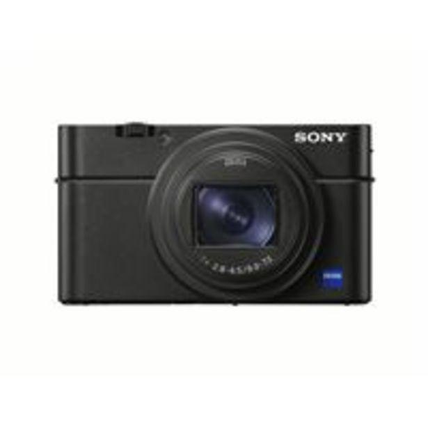 Compact Sony RX100 VI Noir offre à 799€