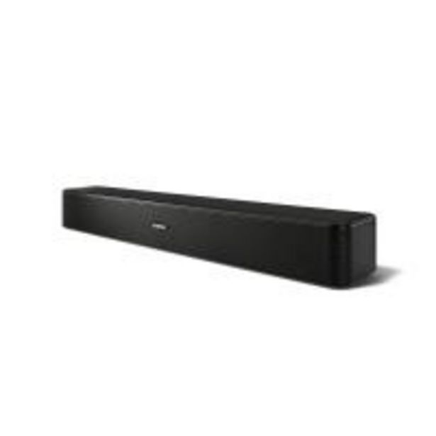 Barre de son Bose Solo 5 Noir offre à 149,99€