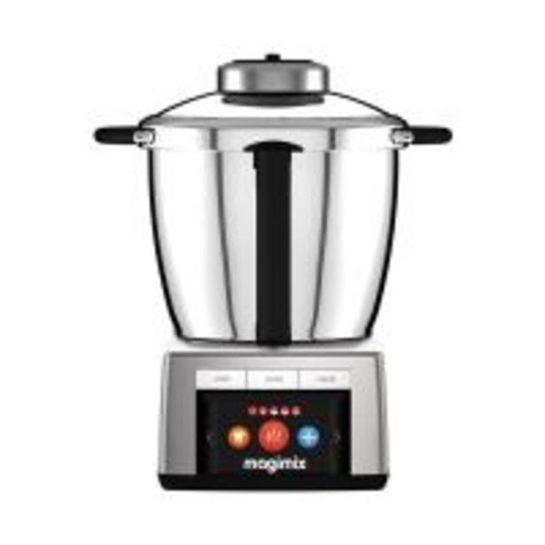 Robot cuiseur Magimix Cook Expert XL 1800 W Argent offre à 1399€