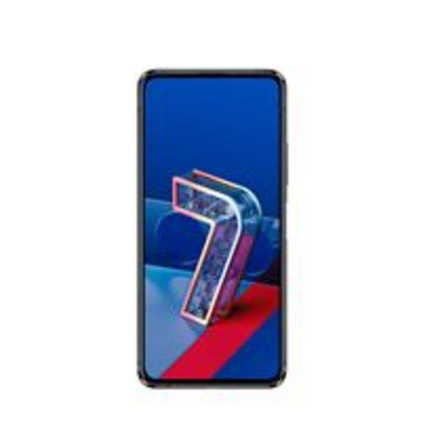 Pack Smartphone Asus Zenfone7 Pro Double SIM 256 Go 5G Noir + Ecouteurs sans fil Bluetooth Sporty BT V985 Noir offre à 599€