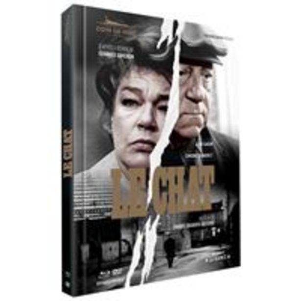 Le Chat Edition Prestige Limitée Numérotée Combo Blu-ray DVD - Blu-ray offre à 32,99€