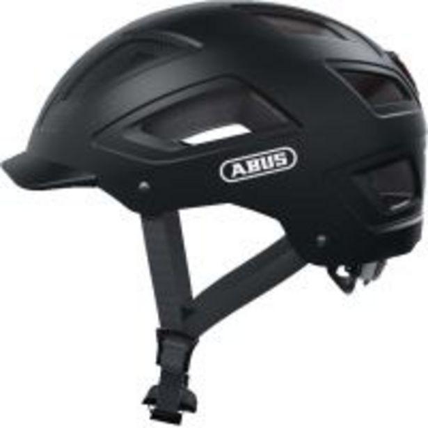 Casque de vélo Abus Hyban 2.0 Velvet Noir Taille M offre à 49,99€