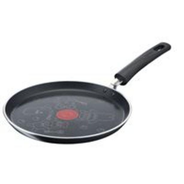 Poêle à crêpe Tefal Chefclub C2753902 28 cm Noir offre à 21,99€