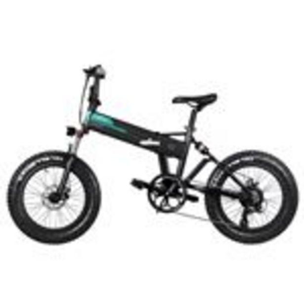 Vélo électrique VTT pliable FIIDO M1 Noir - Pliant, 20'', 250W, Batterie amovible 12.5Ah offre à 999,99€