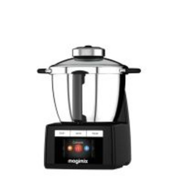 Robot cuiseur Magimix Cook Expert 18903 900W Noir offre à 1199€