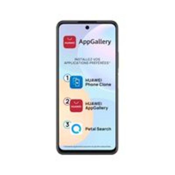 """Smartphone Huawei PSmart 2021 6.67"""" Double SIM 128 Go Noir offre à 189€"""