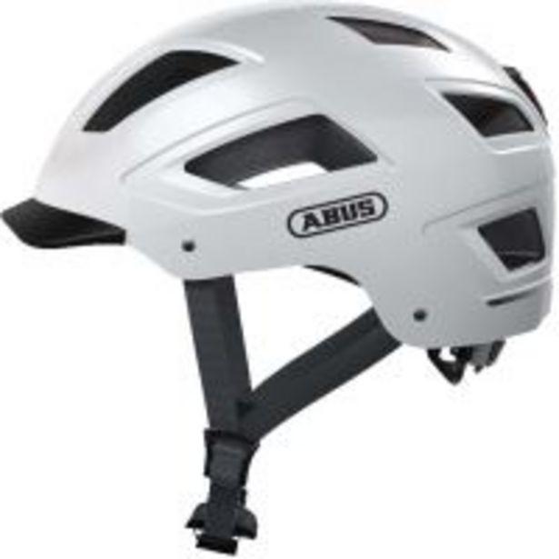 Casque de vélo Abus Hyban 2.0 Polar Blanc Taille M offre à 49,99€
