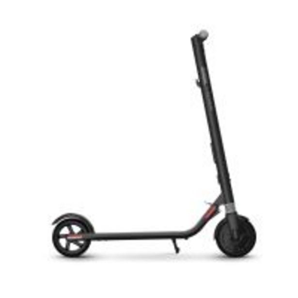 Trottinette électrique Ninebot By Segway KickScooter ES1 250 W Noir offre à 379€