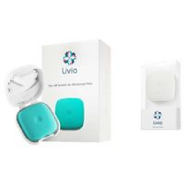 Kit d'électrostimulation anti règles douloureuses Livia Coffret de démarrage offre à 129,99€