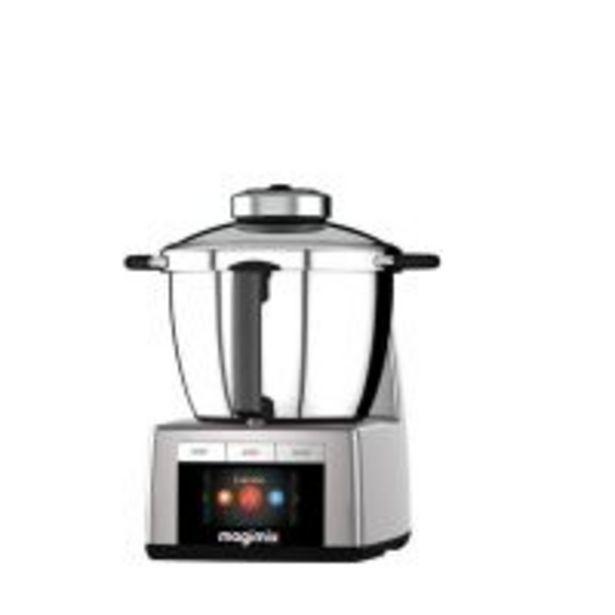 Robot cuiseur Magimix Cook Expert Chrome Mat offre à 1199€