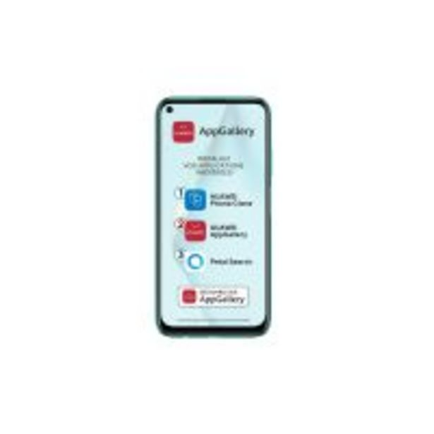 Smartphone Huawei P40 Lite Double SIM 128 Go Vert écrasé offre à 219€