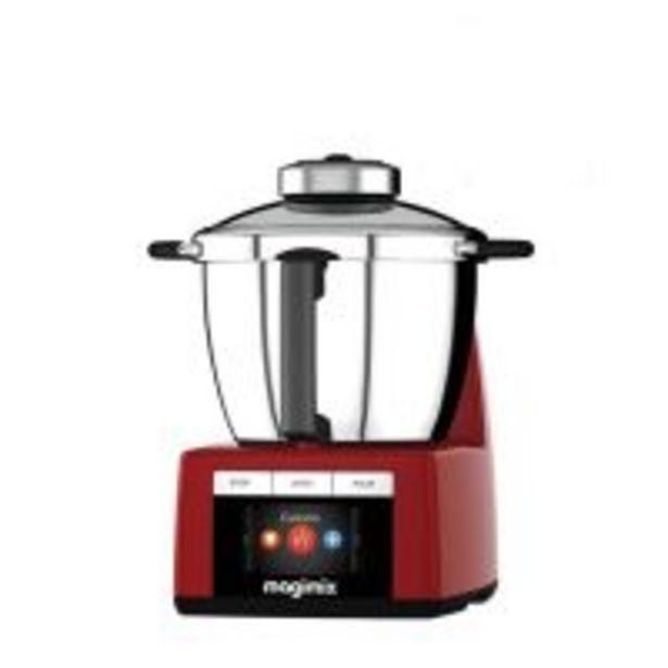 Robot cuiseur Magimix Cook Expert 1700 W Rouge offre à 1199€