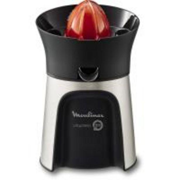 Presse agrumes Moulinex Vitapre PC60310 offre à 50,29€