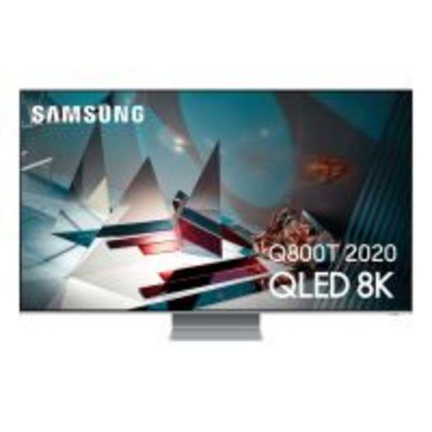 TV Samsung QE65Q800T QLED 8K Smart TV 65'' Noir 2020 offre à 2999€