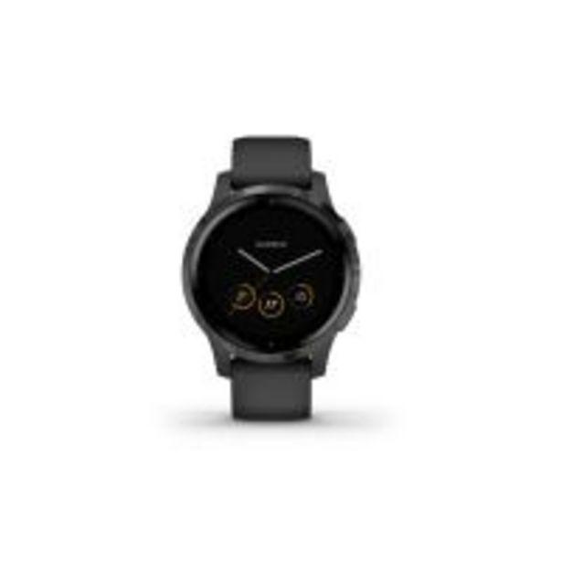 Montre connectée Garmin Vivoactive 4S Noir offre à 269,99€
