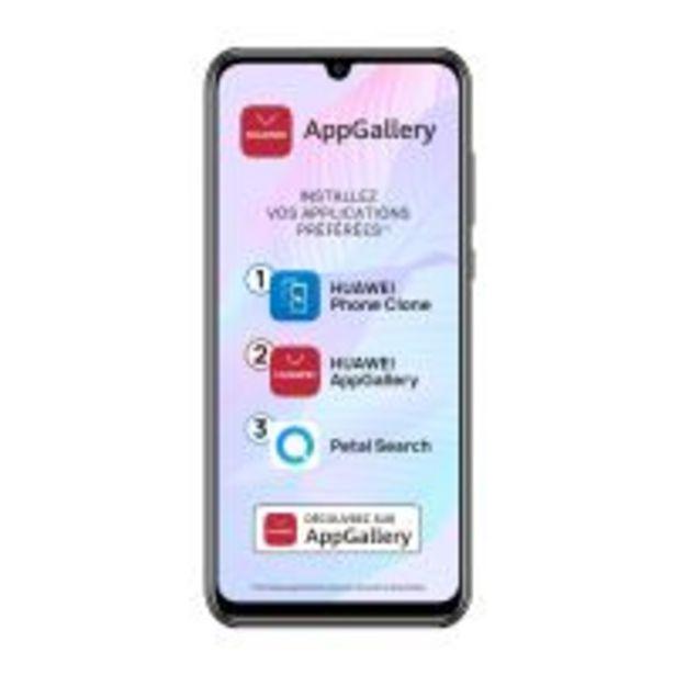 """Smartphone Huawei PSmart S 6,3"""" 128 Go Double SIM Noir offre à 199€"""