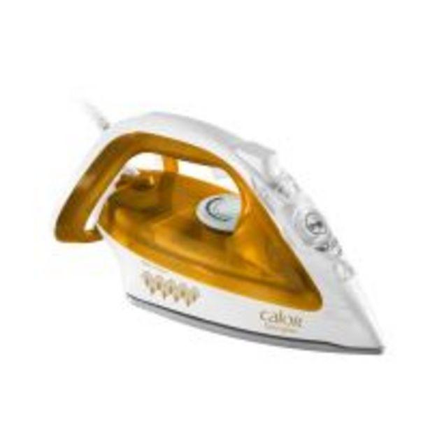 Fer à repasser Calor Easygliss Edition Limitée 2400 W Or offre à 39,99€