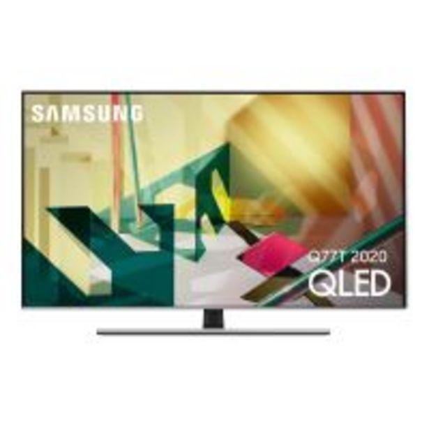 TV Samsung QE65Q77T QLED 4K UHD Smart TV 65'' Noir 2020 offre à 1499€