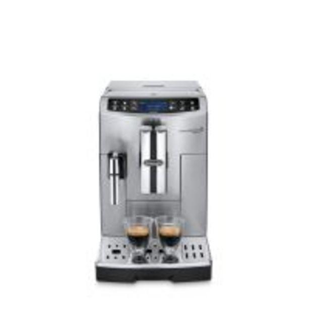 Machine à café automatique Delonghi Prima Donna S EVO 1450 W Argent et Noir offre à 649€