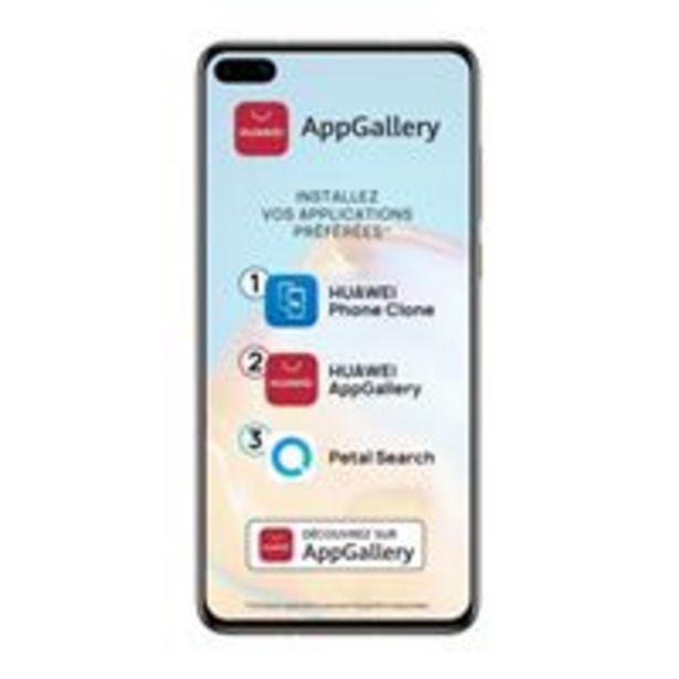 Smartphone Huawei P40 5G Double SIM 128 Go Noir offre à 499€