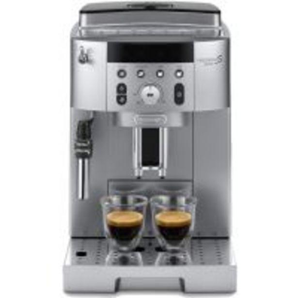 Expresso avec broyeur Delonghi Magnifica S Smart FEB2533.SB 1450 W Argent et Noir offre à 399,99€