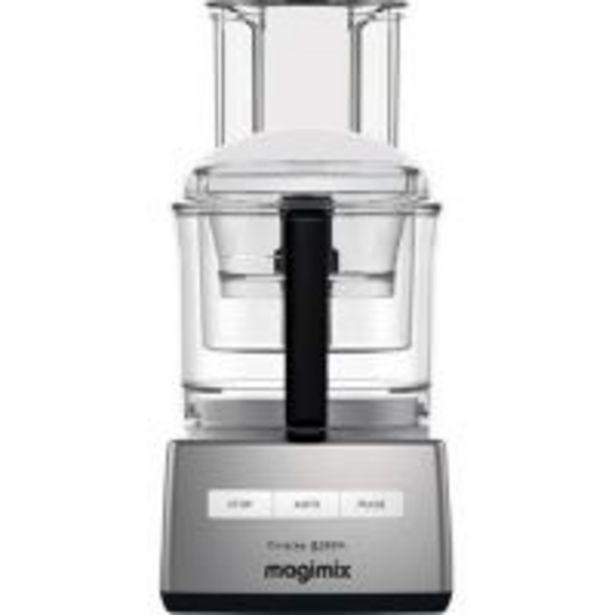 Robot Magimix Premium CS5200XL Gris offre à 579,99€