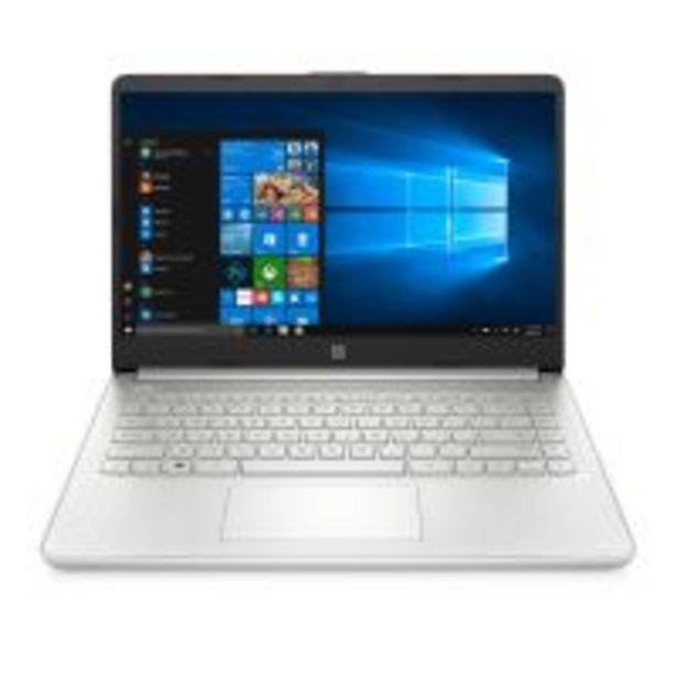 "Notebook HP 14s-dq1030nf 14"" Intel Core i5 8 Go RAM 256 Go SSD Argent naturel offre à 639,99€"