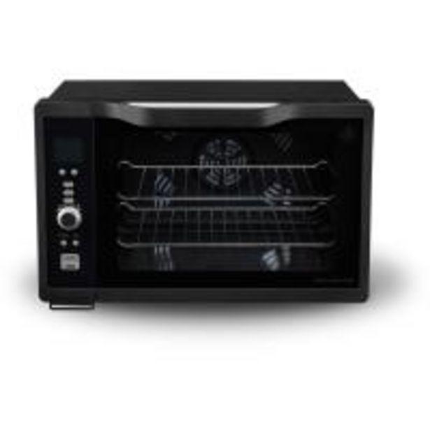 Mini four posable Rowenta OC787800 Gourmet 2900 W Noir offre à 319,99€
