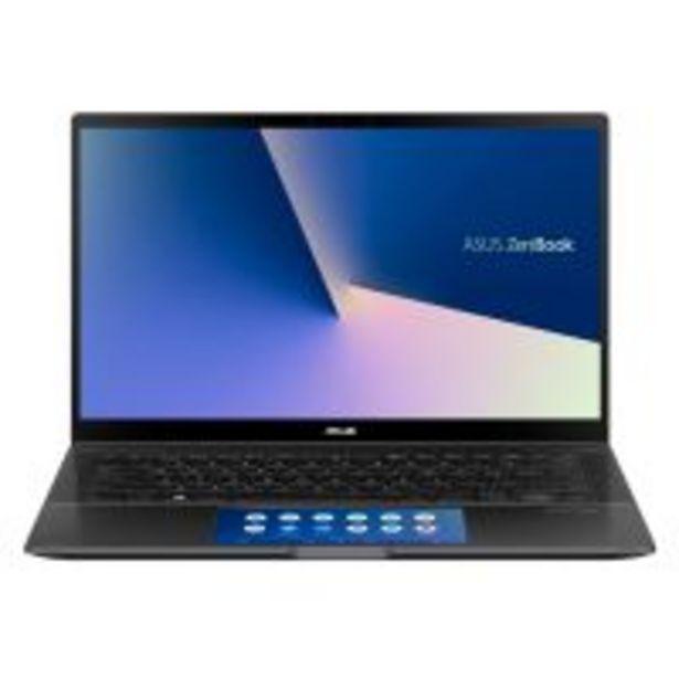 """PC Ultra-Portable Asus UX463FA-AI077T 14"""" Ecran tactile Intel Core i7 16 Go RAM 512 Go SSD Gris offre à 1279,99€"""