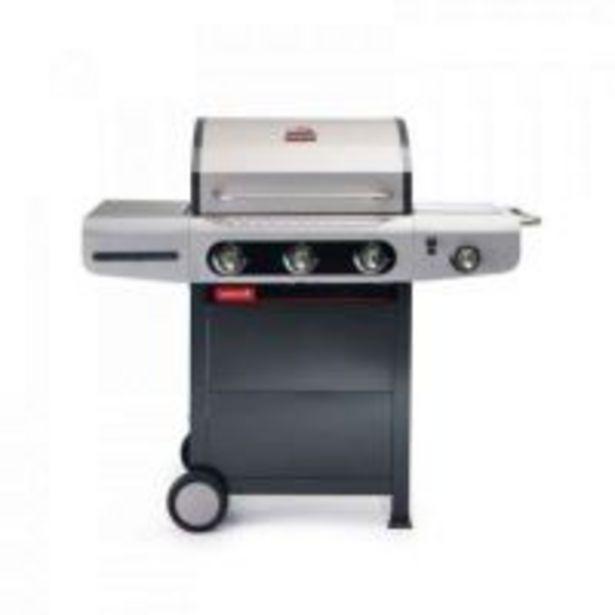 Barbecue à gaz Barbecook Siesta 310 3 brûleurs Noir offre à 479€