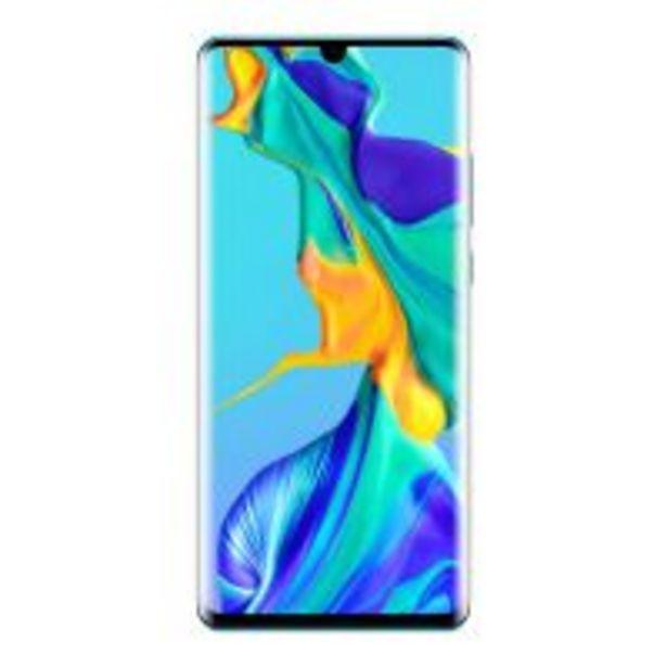 Smartphone Huawei P30 Pro Double SIM 128 Go Nacré offre à 556,89€