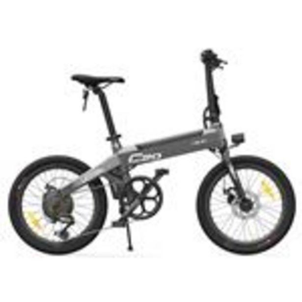 Vélo électrique HIMO C20 Gris - Guidon pliable, Moteur 250W, Batterie amovible 10Ah offre à 650€