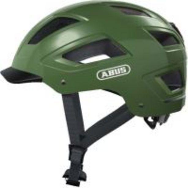 Casque de vélo Abus Hyban 2.0 Jade Vert Taille M offre à 49,99€