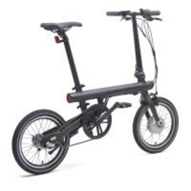 Vélo assistance électrique Xiaomi Mi Smart Pliable 250 W Noir offre à 799,99€
