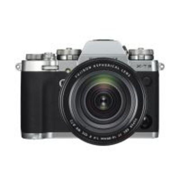 Appareil photo Hybride Fujifilm X-T3 Noir + Objectif XF 16-80 mm f/4 Argent offre à 1599€
