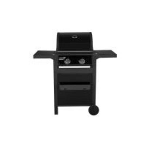 Barbecue à gaz CookingBox PB1-202 6300 W Noir offre à 229,99€