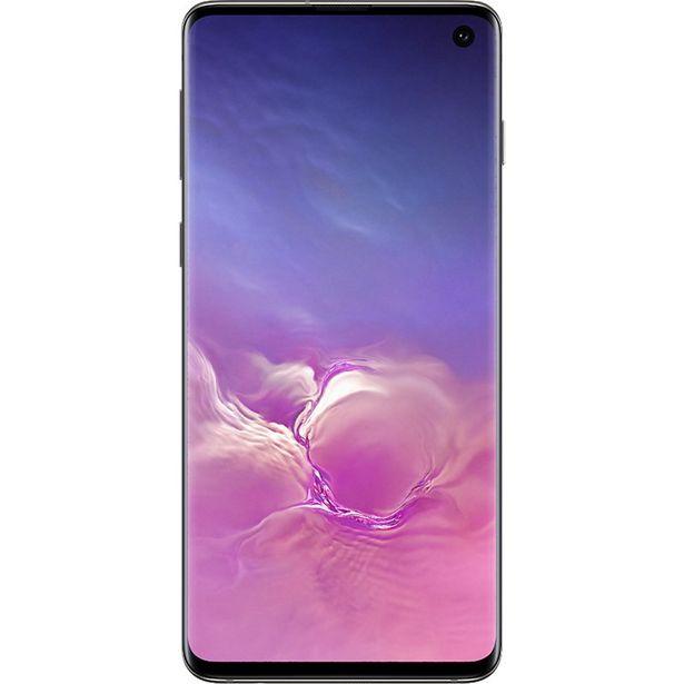 Smartphone Samsung Galaxy S10 Noir 128 Go offre à 549€