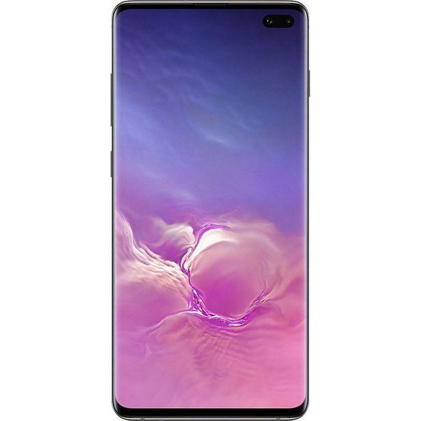 Smartphone Samsung Galaxy S10+ Noir 128 Go offre à 649€