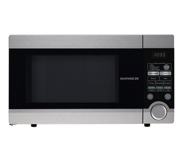 DAEWOO Four micro-ondes monofonction KOR-1N4A Designing Excellence offre à 99,99€