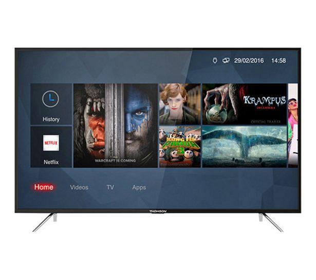 THOMSON Téléviseur 4K Smart TV 108 cm 43UC6306T offre à 299,99€