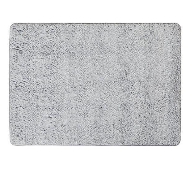 Tapis 120x170 cm ASTRA gris offre à 29,99€