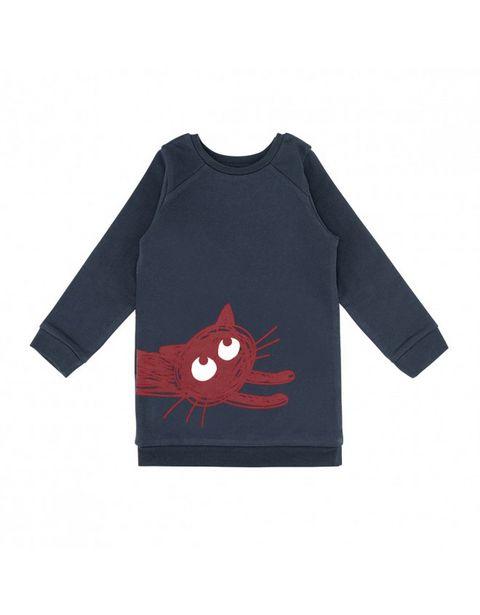 Robe sweatshirt Chat offre à 38,9€