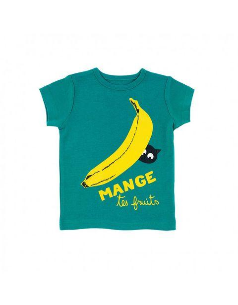 T-shirt vert banane offre à 23,9€