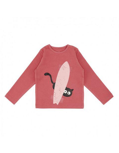T-shirt cat'n roll blush offre à 24,9€