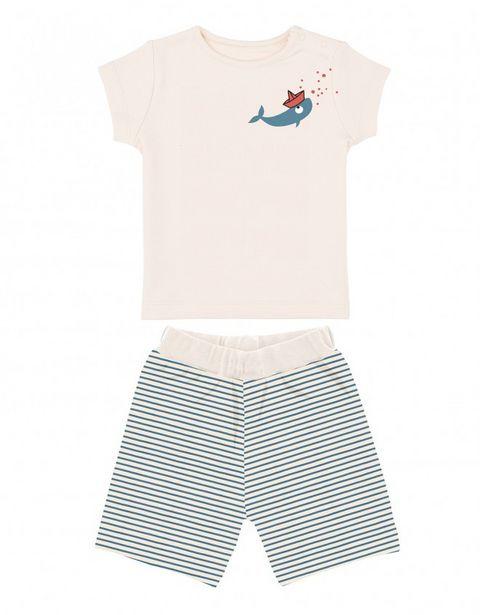 Pyjama baleine bleue offre à 39,9€