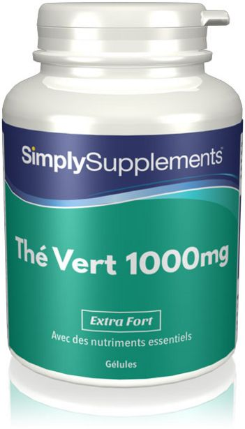The-vert-1000mg - Large offre à 18,45€