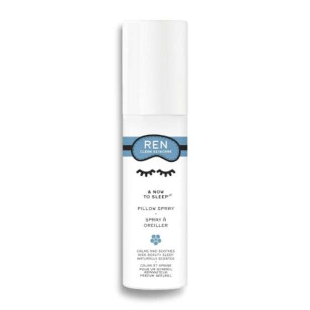 And Now to Sleepzz Spray à Oreiller offre à 23€