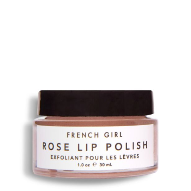 Rose Lip Polish - Exfoliant pour les lèvres offre à 18€